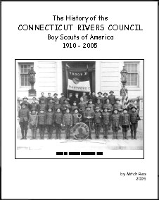 The History of the Connecticut Rivers Council BSA
